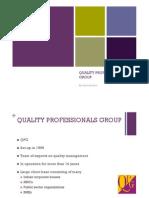 QPG Profile