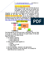 World Map Intro Free eBook