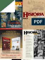 Revista História Viva - Ano 1 - Ed01