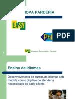 EASY E PhD CURSOS - 2008