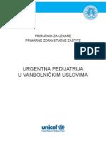 Medicina Urgentna Pedijatrija u Vanbolnickim Uslovima