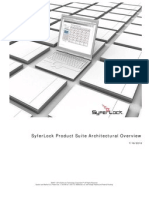 SyferLock Product Suite Architectural Overview