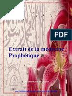 Extrait de la médecine prophétique