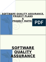 Software Quality Assurance,