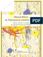 Manual Básico de Planeamento Familiar Natural