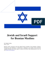 Jewish and Israeli Support for Bosnian Muslims
