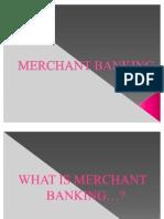 Merchant Banking Final Copy