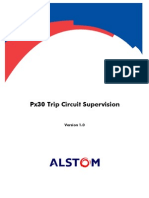 Px30 Trip Circuit Supervision 1B