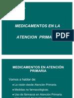 Medicamentos en La Atencion Primaria