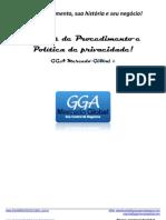 Políticas e  Normas de Procedimentos do GGAMercadoGlobal