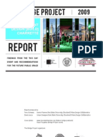 Cleveland Urban Design Collaborative - Academic Programs - Student Work - 2009 - Report