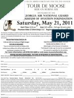 Tour de Moose Registration 2011