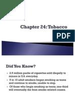 Tobacco 2003