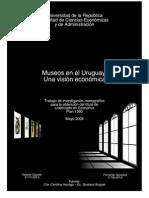 Museos en El Uruguay Una Vision Economica