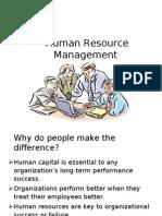 Strategic HR & Manager