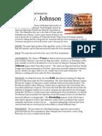 Texas v Johnson
