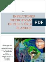 Infecciones Necrosantes de Piel