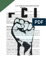 La Razon de Estado. Nestor Kohan
