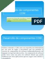 Desarrollo de Componentes COM