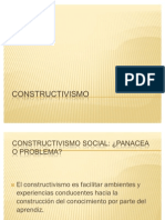 Tarea #5 Marcos Teoricos CONSTRUCTIVISMO