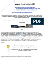 Able Audio Fiber Glassing 101