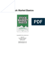 Stock Market Basics Guide