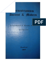 A Manual of KHSHNOOM the Zoroastrian Occult Knowledge