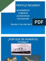 Diapositiva Import an CIA de La Soldadura