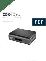 Manual Usuario WDTV Live