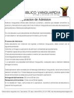Vanguardia Aplicacion 1