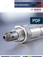 Bosch Sensor de Oxigeno ion Tecnica