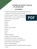 Límites naturales y convencionales en Aceguá