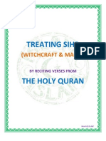 Treating Sihr - Witchcraft & Black Magic