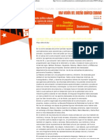 CUBAGRAFICA - Cronología del diseño gráfico cubano