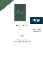 348 - PÉROLAS DE LUZ - (Chico Xavier - Emmanuel)