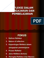 Refleksi Dalam p&p