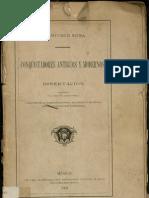 Fco Sosa-Conquistadores Antiguos y Modernos-Portada Original