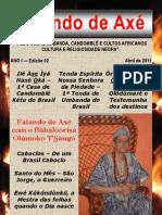 Falando de Axé - Edição Abril/2011