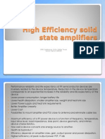 High Efficiency Solid State Amplifiers_1