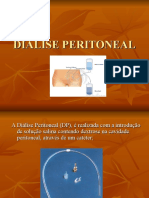 DIÁLISE PERITONEAL