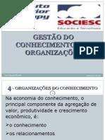 6 - Organizacoes Do Conhecimento