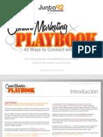 Marketing de Contenidos Playbook