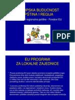 Evropska Buducnost Opstina i Regija