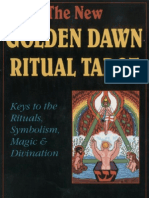 Cicero the New Golden Dawn Ritual Tarot