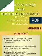 Module 1 SAPM