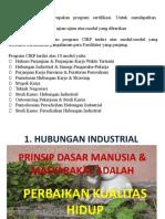 1. Hubungan Industrial