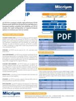 Datasheet Uc Tcpip PDF