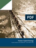 Monitor Human Capital Strategy