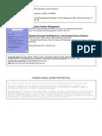 Business Process Verification for eGovernance ServiceDelivery-IsManagement