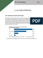 CW Marktstudie Cloud Computing Leseprobe